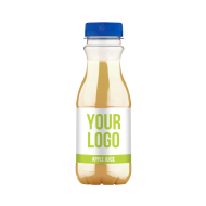 Branded Apple Juice 330 ml|PET bottle with full colour label| 240 bottles|Only £ 1.18 per bottle - juice-apple-330ml-new.png